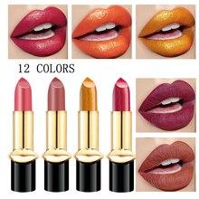12 Colors Lips Makeup…