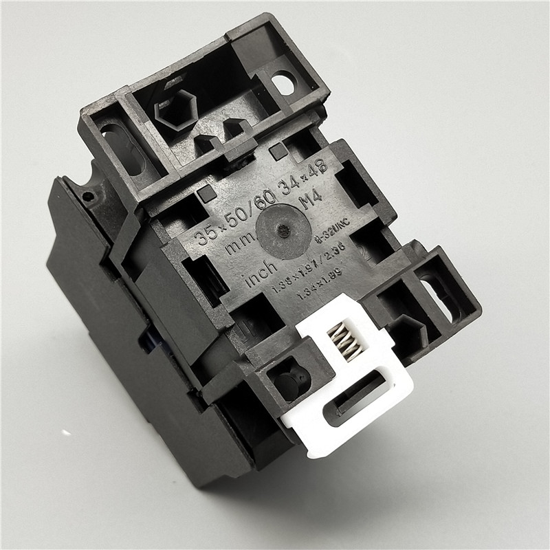 H4476bc228e6c4152a5d02f64202bbc12H - 1pcs CJX2-1810 LC1 AC Contactor 18A 3 Phase 3-Pole Coil Voltage 380V 220V 110V 36V 24V 50/60Hz Rail Mounted 3P+1NO Normal Open