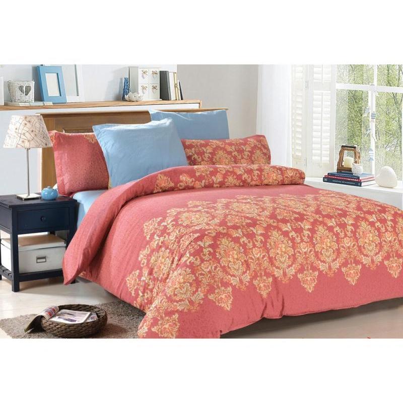 Bedding Set double Amore Mio, Alexandra, pink bedding set double amore mio lace