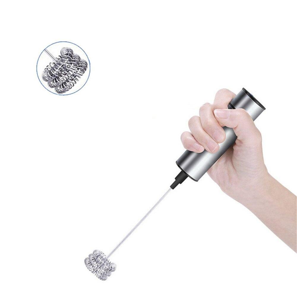 H44771746efdb4565bb4f8609715ed419h Handheld Electric Stir Stick Blender Milk Frother Foamer Stiring Whisk Head Agitator Mixer Kitchen Coffee Stirrer Maker Tool