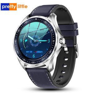 Image 1 - S09plus inteligente reloj de los hombres IP68 impermeable rastreador deportivo de ritmo cardíaco reloj inteligente para Android IOS Smartwatch Bluetooth 5,0