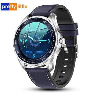 Image 1 - S09plus inteligentny zegarek mężczyźni IP68 wodoodporny pulsometr sportowy inteligentny zegar dla Android IOS inteligentny zegarek Bluetooth 5.0