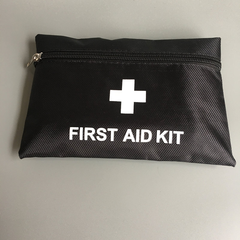 New Emergency Survival Kit Mini Family First Aid Kit Sport Travel kit Home Medical Bag Outdoor Car First Aid Kit(China)