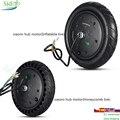 Ступица двигателя колеса электрический скутер Мотор 36 в 300 Вт-350 Вт двигатель колеса 8,5 дюймов для XiaoMi M365/MIJIA/PRO Электрический контроллер для м...