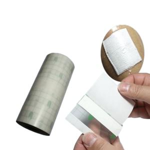 Image 3 - 1 Roll Waterproof Medical Transparent Adhesive Tape Bath Anti allergic Medicinal PU membrane Wound Dressing Fixation Tape