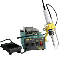 CXG 373 Lead free Welding Soldering Machine Automatic Tin Supply Feed System