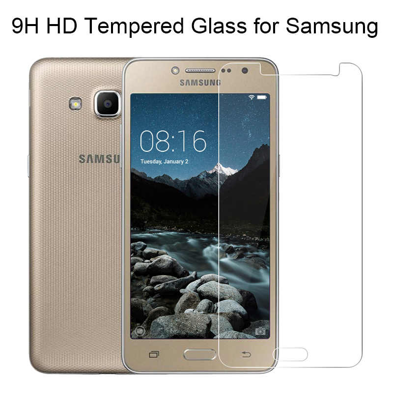 9H HD Smartphone Protective Glass for Samsung J8 J7 J6 J4 Plus J3 Screen Protector for Galaxy Note 7 5 4 3 2 Tempered Glass
