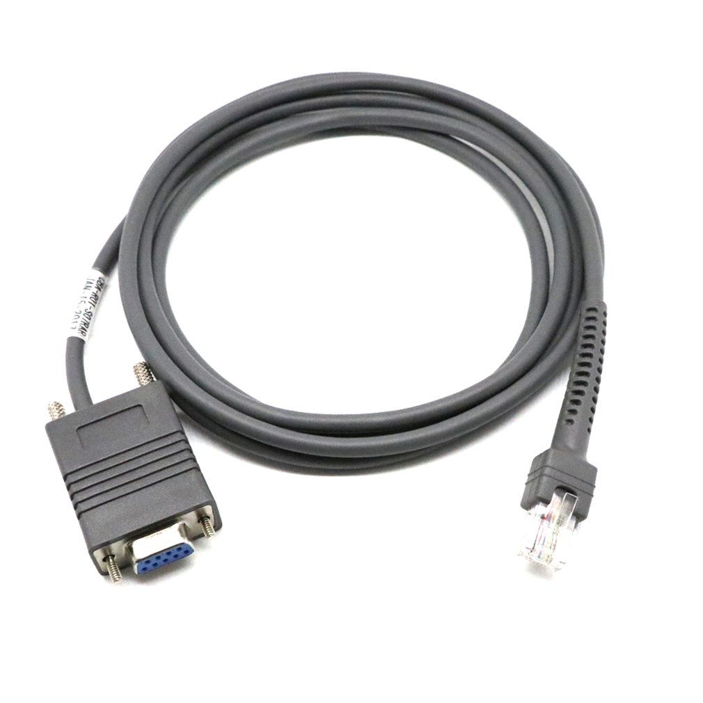 RS232 Serial Cable 7FT RJ45 To DB9 Console Cable RJ45 Ethernet To RS232 DB9 COM Port Serial Network Adapter Cable Drop Shipping
