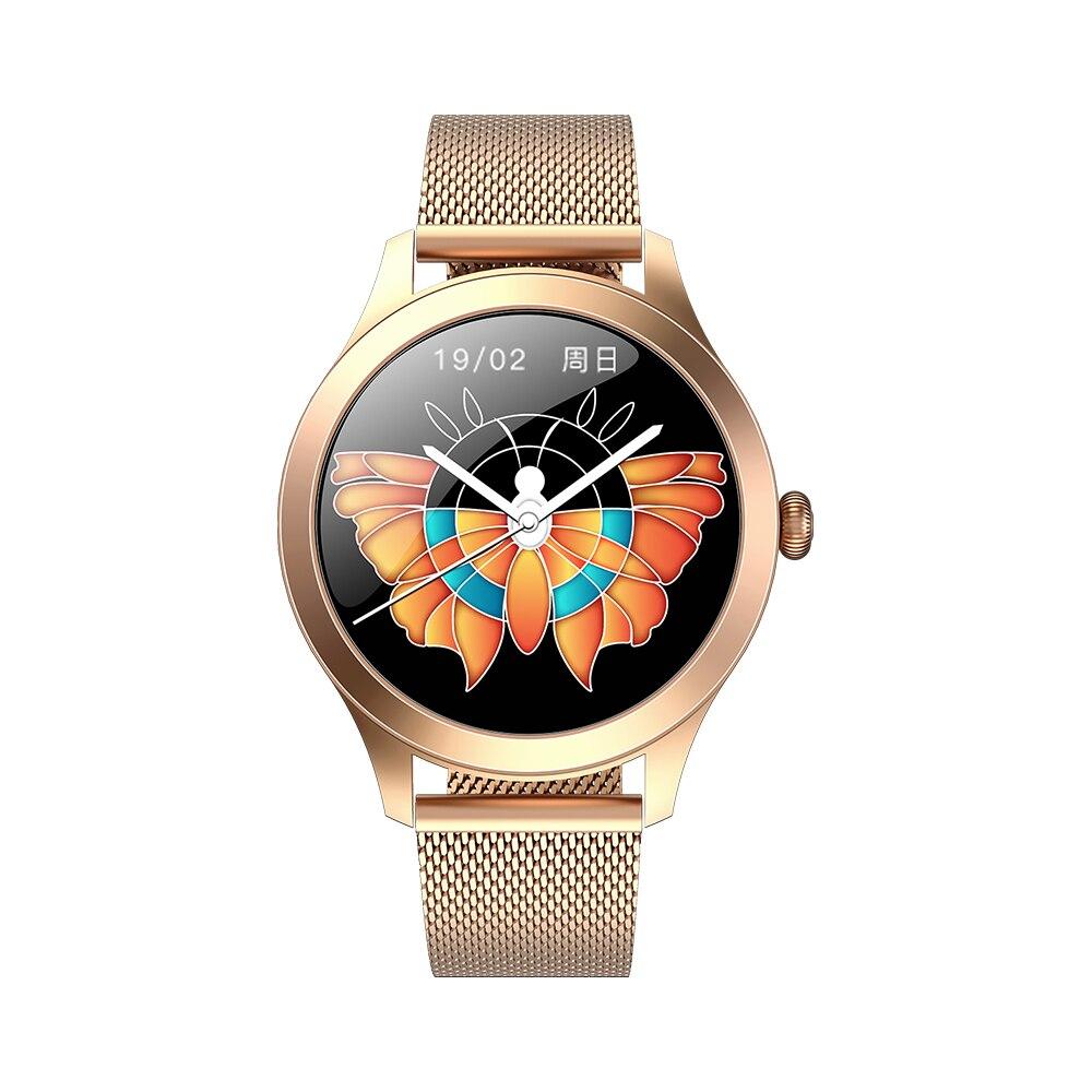 Смарт-часы KW10 Pro полный сенсорный экран IP68 из водонепроницаемого материала; Физиологических Sycle напоминание Smartwatch для Huawei Xiaomi Iphone
