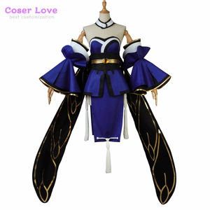 Fate/Grand Auftrag FGO Tamamo keine Mae Cosplay Kostüm Halloween Carnaval Weihnachten Kostüm
