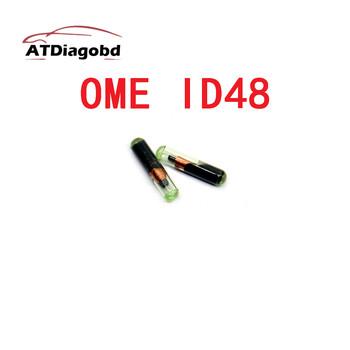 1 sztuk klucz samochodowy Chip pusty OEM ID48 Chip Chip transpondera samochodowego ID 48 odblokuj Chip tanie i dobre opinie VSTM CN (pochodzenie) Urządzenie zabezpieczające przed kradzieżą dwukierunkowa Bez lcd pilot zdalnego sterowania Specjalne części urządzenie zabezpieczające przed kradzieżą