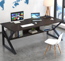 Computer desk desktop home office modern bedroom student small desk study table single combination desk home daily use manual wooden combination small desk calendar desktop decoration ornament