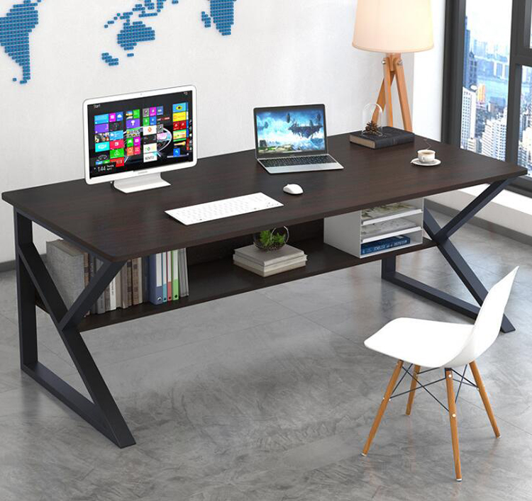 Free Shipping EU RU Computer Desk Desktop Home Office Modern Bedroom Student Small Desk Study Table Single Combination Desk