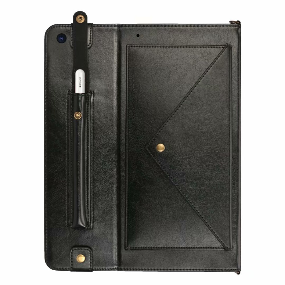 A2198 Leather A2200 for Apple A2232 10.2Inch Tablet 7th Genuine Case Cover IPad 2019