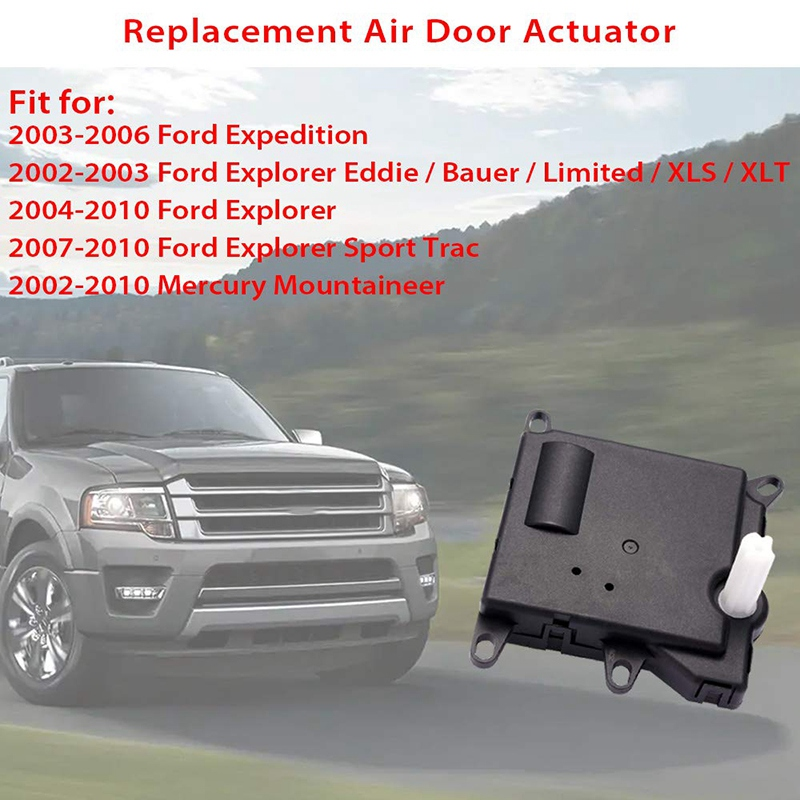 labwork-parts HVAC Heater Blend Door Actuator 604-209 Fit for Ford Expedition Explorer Mountaineer