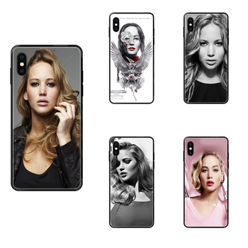 For Huawei Honor 6A 7A 7X 8C 8X 9 9A 9I 9X 10 10I 20 20I 20S Lite Pro Black Soft TPU Luxury Fashion Phone Case Jennifer image