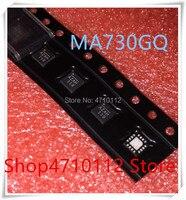 NOVA 10 pçs/lote MA730GQ MA730 QFN 16 IC|Acessórios para baterias|Eletrônicos -