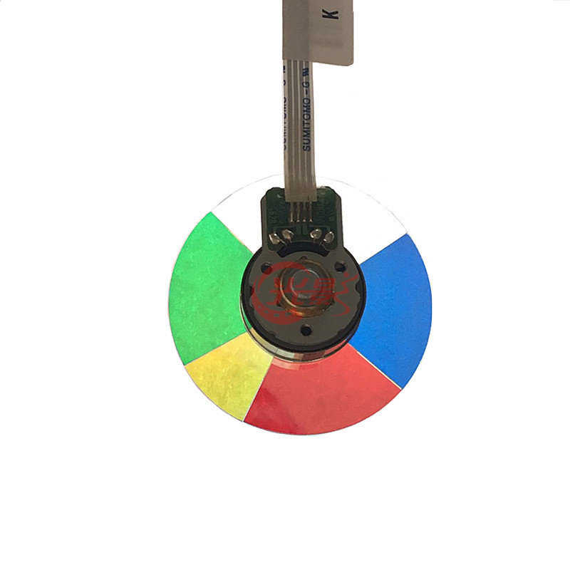 Original forVIVITEK projector color wheel D511 D512 D513 D517 <font><b>D518</b></font> color wheel image