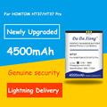 Высокая емкость 4500 мАч для HOMTOM HT37 HOMTOM HT37 Pro Аккумулятор Акку мобильный телефон аккумулятор + бесплатная доставка
