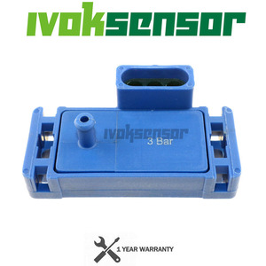 Image 5 - Promotion   NEW For GM STYLE 3BAR 3 BAR MAP Sensor For Electromotive Motec Megasquirt With Plug 12223861 16040749