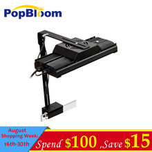 LED Light For Marine Aquarium Coral Reef Tank Programmable Dimmable Arm Mounting Kit Grow Light Mounting Kit MJ3BP1