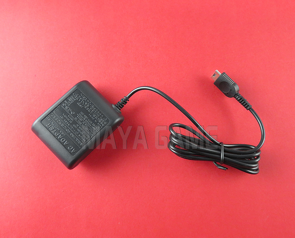 US Plug Home Wall <font><b>Charger</b></font> Power Supply Adapter for Nintendo <font><b>Gameboy</b></font> <font><b>Micro</b></font> FOR GBM image
