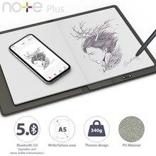 XP Pen Note Plus Smart Reusable Erasable Notebook Cloud Flash Storage For School Office Supplies App Connection