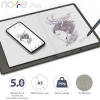 Xp-pen Note Plus stockage Flash de nuage de cahier effaçable réutilisable intelligent pour la connexion d'app de fournitures de bureau d'école