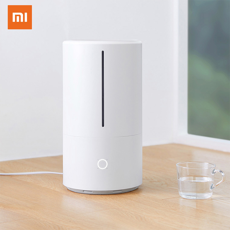 Xiaomi Mijia Smart Sterilization Humidifier 4.5L Large Capacity Water Tank UV-C Instant Sterilization Support APP Control