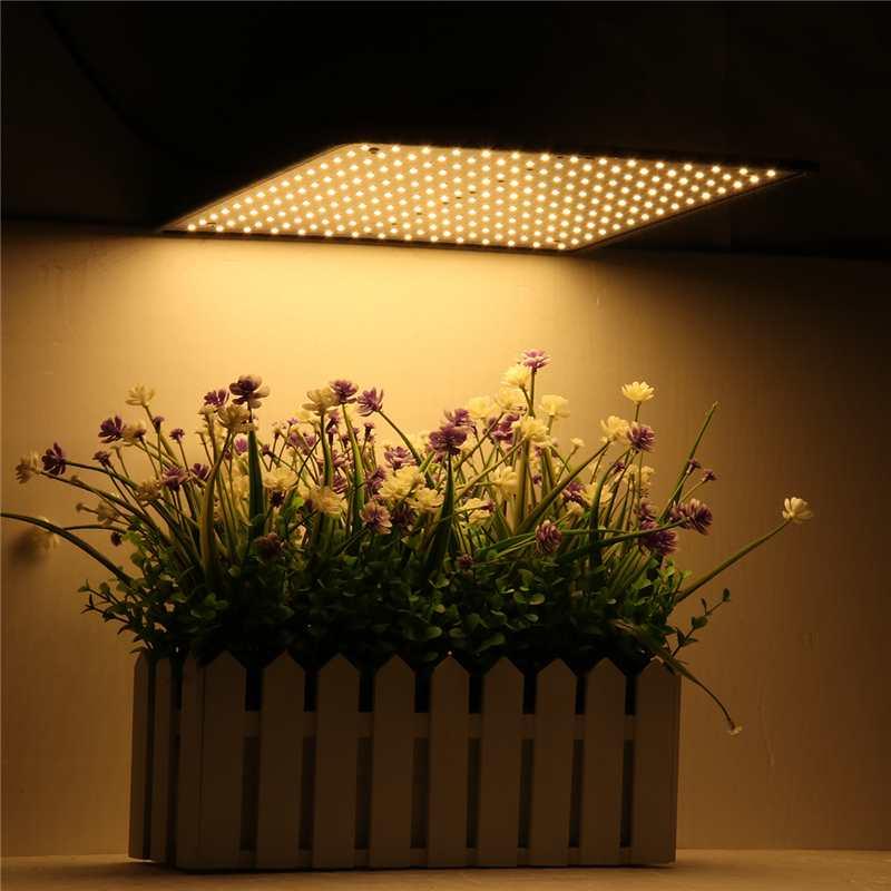 1000W 225 LED Grow Light LED Phyto-lamp Full Spectrum High Power AC85-265V LED Panel Grow Lamp For Plants Hydroponics Tent