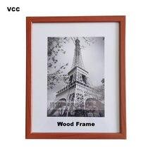 Деревянная фоторамка для стены рамка картин 9x13 13x18 20x25