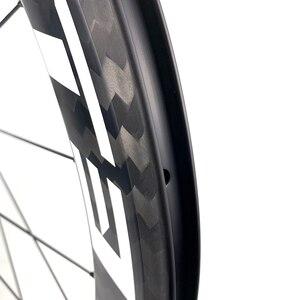 Image 5 - エリートdtスイス 350 10sロードバイクカーボンホイール 25 ミリメートルまたは 27 ミリメートル幅管状クリンチャーチューブレス 700c自転車と無料ギフト