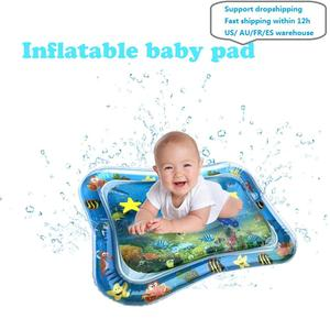 Image 1 - 夏インフレータブル水マットのための安全クッションアイスマット早期教育赤ちゃんのおもちゃ