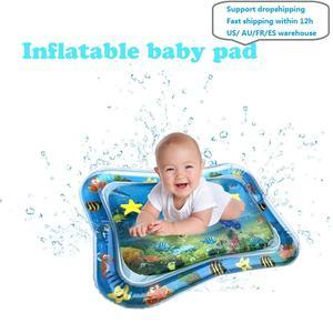 Image 1 - Estate gonfiabile acqua Zerbino per i bambini di Sicurezza Cuscino di Ghiaccio di Zerbino Giocattoli Prima Educazione Del Bambino Giocare
