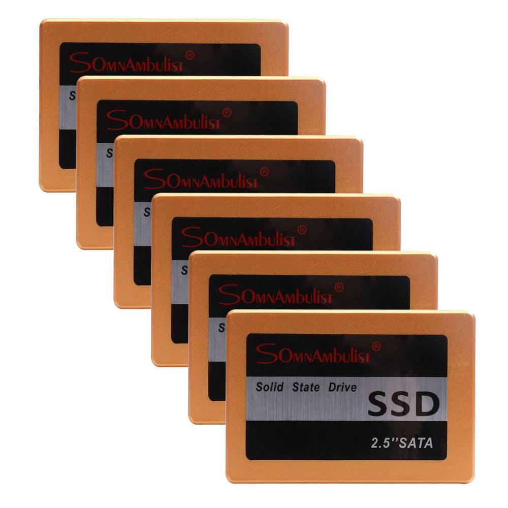 SOMNAMBULIST SSD 960GB 240GB 120GB 480GB 960GB  SSD 2.5 Hard Drive Disk Disc Solid State Disks 2.5