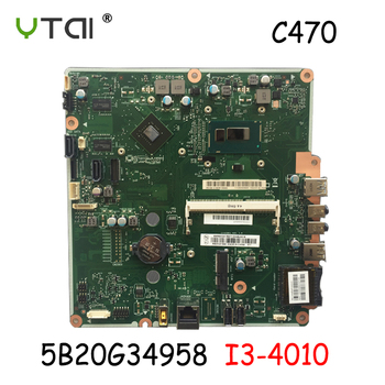 CIHASWS1 For LENOVO C470 motherboard I3-4010 N15V-GM-S-A2 FRU:5B20G34958 6050A2644601.A01 100% tested intact