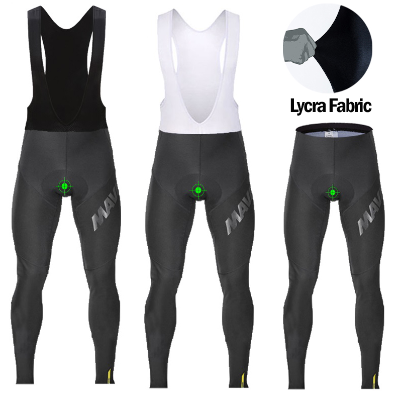 Высокое качество MAVIC мужские велосипедные длинные брюки для улицы дышащая женская велосипедная одежда комбинезоны гелевые подкладки велос...