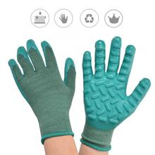 Safety-Gloves Anti-Vibration Latex Impact-Protection Resistance Gardening for Men Wear