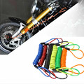 150 см мотоцикл Alarma мото диск замок безопасности анти вор мотоцикл диск Замок Напоминание катушка кабель велосипед сигнализация безопасност...