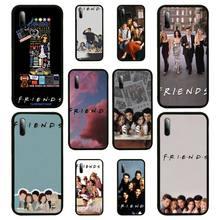 Friends Season TV Phone Case For Samsung S Note20 10 2020 S5 21 30 ultra plus A81 Cover Fundas Coque