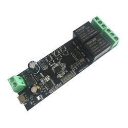 2-канальный модуль переключателя Wi-Fi, релейный модуль, дистанционное управление, шлюз, переключатель моста Sonoff/Tuya Hub светильник Smart Google Home для...