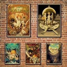 2020 Óscar película coreana Parasite Vintage posters impresiones pared pintura buena calidad póster decoración del hogar