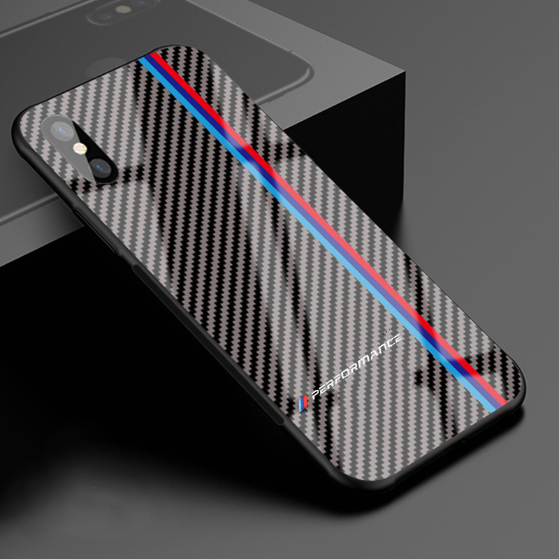 Com a BMW M Emblema Para O Iphone X XR XS 11pro Max 6 6S 8 Além de 7 Silicone Soft Case para BMW E46 E36 E34 F10 E90 F30 E60 F30 E53 E30