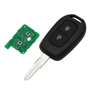 Image 2 - New Remote key 2 button 434MHZ with 4A PCF7961M chip for Renault Sandero Dacia Logan