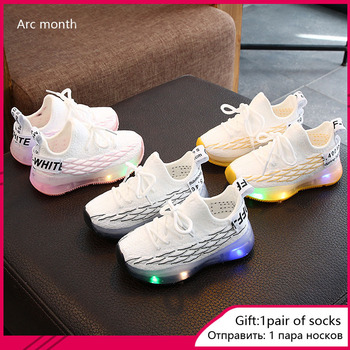 2020 Autumn Children Shoes Boys Girls Sport Shoes Breathable Toddler Shoes Sneakers Soft Bottom Non-slip Casual Kids Shoes new autumn children shoes boys girls sport shoes breathable infant shoes sneakers soft bottom non slip casual kids shoe