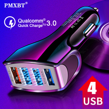 Mobile-Phone-Adapter Quick-Charge QC3.0 Huawei iPhone 4-Ports Android Xiaomi Samsung