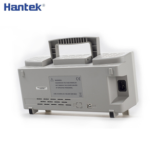 Image 5 - Hantek 2 قناة ملتقط الذبذبات الرقمي 1 قناة التعسفي/وظيفة مولد الموجي 70 200MHz DSO4072C DSO4102C DSO4202C