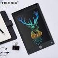 TISHRIC 8.5 polegada LCD Escrita Tablet para Desenho Apagável Desenho Digital Tablet/Pad/Board Para Crianças Eletrônico Gráficos tablet LCD/Tela Com Bateria Da Caneta