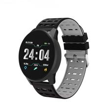Smart Bracelet B2 Smart Watch Creative Silicone Gift Men And Women Outdoor Sports Bracelet Pedometer(China)