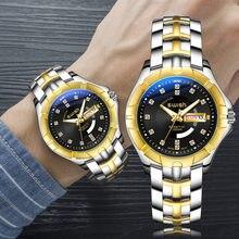 Swish 2020 Модные Бизнес наручные часы из нержавеющей стали
